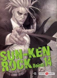 Sun-Ken Rock – Edition simple, T14, manga chez Bamboo de Boichi