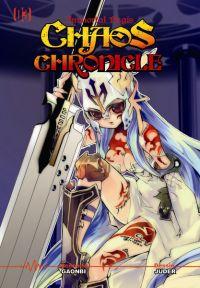 Chaos Chronicle : Immortal Regis T3, manga chez Booken Manga de Gaonbi, Juder