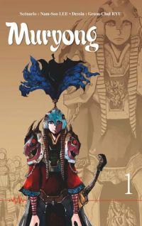 Muryong  T1 : , manga chez Booken Manga de Lee, Ryu