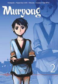 Muryong  T2 : , manga chez Booken Manga de Lee, Ryu