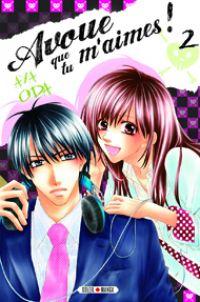 Avoue que tu m'aimes T2, manga chez Soleil de Oda