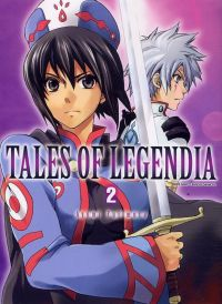 Tales of legendia T2, manga chez Ki-oon de Fujimura