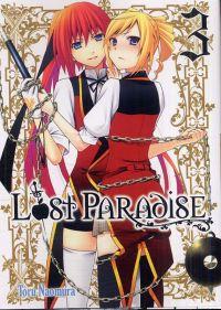 Lost paradise T3, manga chez Ki-oon de Naomura