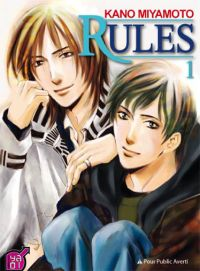 Rules T1, manga chez Taïfu comics de Miyamoto