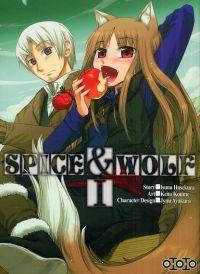 Spice and wolf  T1, manga chez Ototo de Koume, Hasekura, Ayakura