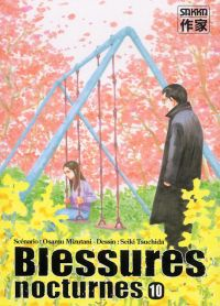 Blessures Nocturnes T10, manga chez Casterman de Mizutani, Tsuchida