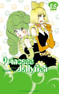 Princess jellyfish T5, manga chez Delcourt de Higashimura