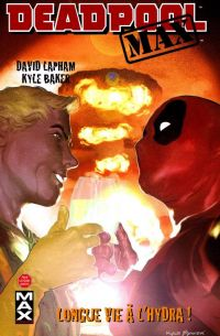 Deadpool Max T2 : Longue vie à l'Hydra ! (0), comics chez Panini Comics de Lapham, Baker
