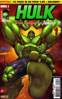 Hulk T1 : Hulk contre Banner (0), comics chez Panini Comics de Remender, Aaron, Parker, Zircher, Shalvey, Portacio, Gandini, Martin jr, Troy, Prianto, Rosenberg, Keown