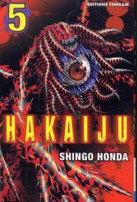 Hakaiju T5 : , manga chez Tonkam de Honda