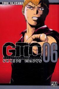 GTO - Shonan 14 days T6, manga chez Pika de Fujisawa