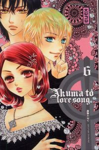 Akuma to love song T6, manga chez Kana de Tomori