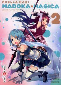 Puella Magi Madoka magica T2, manga chez Bamboo de Magica Quartet, Hanokage
