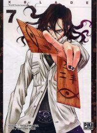 X-Blade T7 : , manga chez Pika de Ida, Shiki