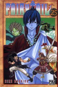 Fairy Tail T25, manga chez Pika de Mashima