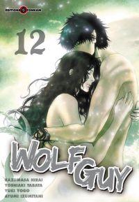 Wolf guy T12, manga chez Tonkam de Tabata, Hirai, Yogo, Izumitani