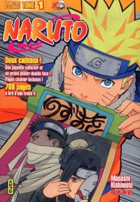 Naruto version collector T1, manga chez Kana de Kishimoto