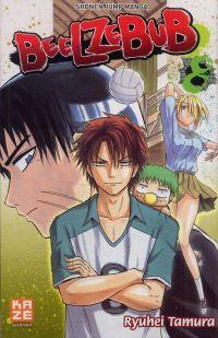 Beelzebub T8, manga chez Kazé manga de Tamura