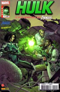 Hulk T2 : Une nouvelle vie (0), comics chez Panini Comics de Remender, Parker, Aaron, Hardman, Walker, Portacio, Zircher, Breitweiser, Gandini, Sotomayor, Martin jr, d' Auria, Rosenberg, Yu
