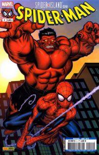 Spider-Man (revue) T2 : Spider-Island (2/4) (0), comics chez Panini Comics de Slott, Wells, Madureira, Ramos, Delgado, Daniel, McGuinness