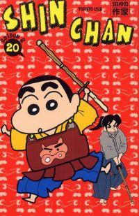 Shin Chan saison 2  T20 : , manga chez Casterman de Usui