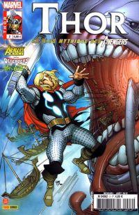Thor – Revue V 2, T2 : Briseur de mondes (0), comics chez Panini Comics de Fraction, Gage, Gillen, Larraz, Ferry, Grummet, Elson, Dodson, Oback, Martin jr, Kholinne, Sotomayor, Quintana, d' Armata