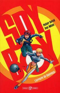 Spyboy T1 : L'affaire du Gourmet (0), comics chez Bamboo de David, Pop , Major