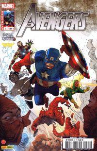 The Avengers (revue) – V 3, T2 : Créatures féroces (0), comics chez Panini Comics de Irvine, Bunn, Brubaker, Bendis, Medina, Davis, Guedes, Vitti, Martin, Molinar, Tartaglia, Keith, Chung
