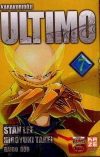 Karakuridôji Ultimo T7, manga chez Kazé manga de Takei, Lee, Daigo, Bob