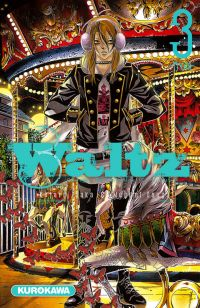 Waltz T3, manga chez Kurokawa de Isaka, Osuga
