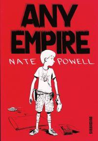 Any Empire, comics chez Sarbacane de Powell