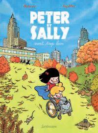 Peter et Sally T1 :  Peter et Sally vont trop loin (0), bd chez Sarbacane de Bacaria, Lepithec