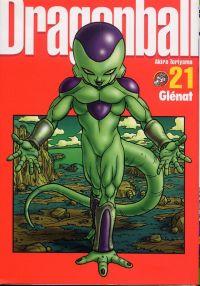 Dragon Ball – Ultimate edition, T21, manga chez Glénat de Toriyama