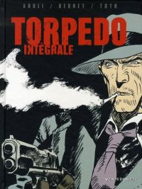 Torpedo, bd chez Vents d'Ouest de Abuli, Toth, Bernet