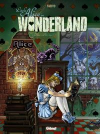 Little Alice in Wonderland T1 : Run, rabbit, run ! (0), bd chez Glénat de Tacito, Lecocq