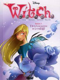 Witch T11 : La Couronne de lumière (0), bd chez Glénat de Collectif