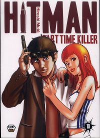Hitman - Part time killer T10, manga chez Ankama de Mutô
