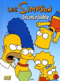 Les Simpson T19 : Incontrôlable (0), comics chez Jungle de Groening, McKean, Ortiz