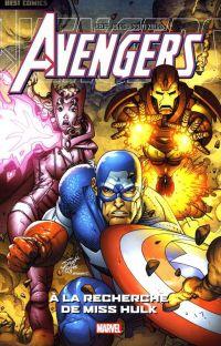 Avengers - Best comics T3 : A la recherche de Miss Hulk (0), comics chez Panini Comics de Johns, Sadowski, Kolins, Sotomayor