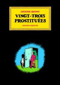 23 prostituées : , comics chez Cornelius de Brown