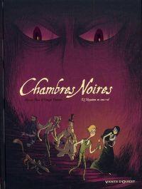 Chambres noires T3 : Requiem en sous-sol (0), bd chez Vents d'Ouest de Bleys, Yomgui