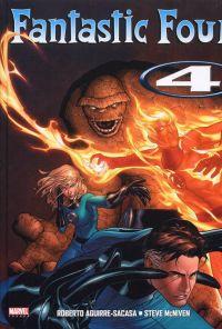 Fantastic Four : Quatre (0), comics chez Panini Comics de Aguirre-Sacasa, McNiven, Hollowell