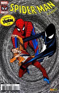 Spider-Man Classic T3 : La naissance de Venom (2/2) (0), comics chez Panini Comics de DeFalco, Simonson, Michelinie, Mooney, La Roque, McFarlane, Frenz, Sharen, Scheele, Roussos