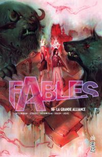 Fables – Softcover, T16 : La grande alliance (0), comics chez Urban Comics de Sturges, Willingham, Buckingham, Akins, Braun, Vozzo, Loughridge, Ruas