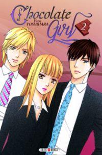 Chocolate girl  T2, manga chez Soleil de Yoshihara
