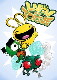 Lapin et tortue, bd chez Amilova.com de Ibi