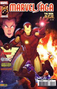 Marvel Saga T15 : The Iron Age (1/2) (0), comics chez Panini Comics de Williams, Van Meter, Gage, Dragotta, Isaaks, Oliver, Weeks, Gandini, Mossa, Simpson, Hollingsworth, Olivetti