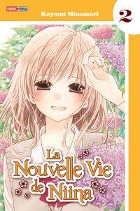 La nouvelle vie de Niina T2, manga chez Panini Comics de Minamori