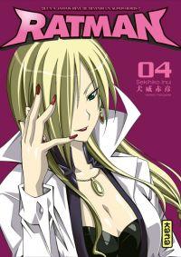 Ratman T4, manga chez Kana de Inui