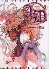 A.D. Angel's doubt T2, manga chez Tonkam de Aki